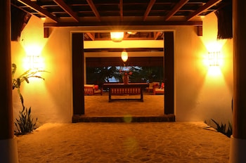 Amun Ini Beach Resort & Spa Bohol Hotel Front - Evening/Night
