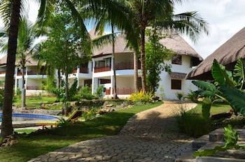 Amun Ini Beach Resort & Spa Bohol Property Grounds