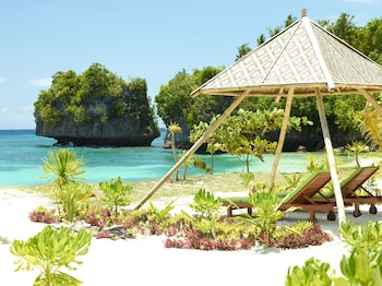 Amun Ini Beach Resort & Spa Bohol Sundeck