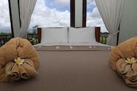 Deluxe Double Room, 1 Bedroom, Mountain View, Garden Area