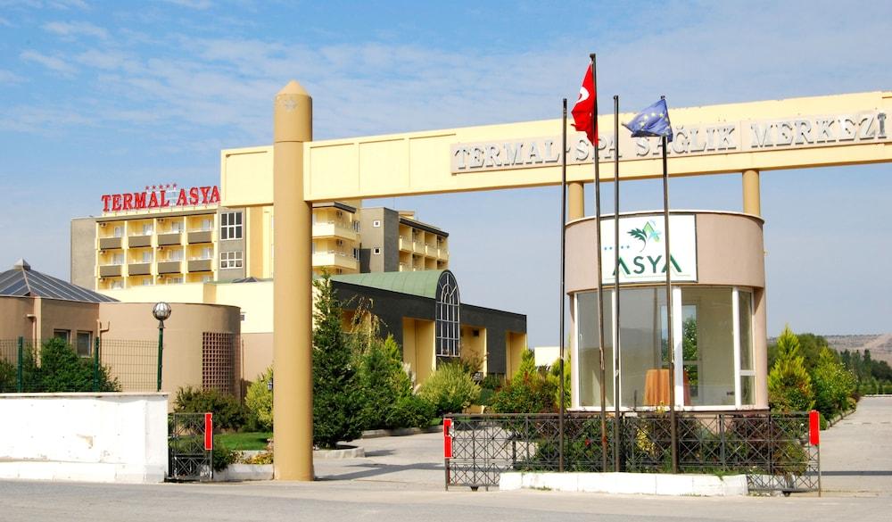 Asya Pamukcu Termal Hotel