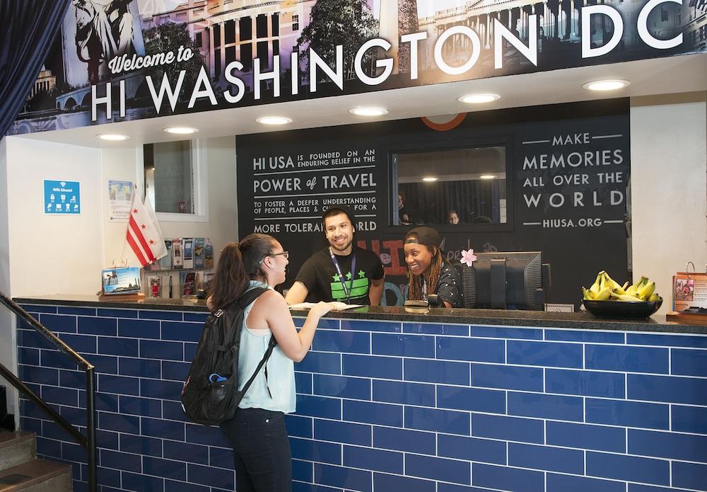 HI Washington DC - Hostel