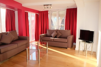 Access Farringdon - Living Area  - #0