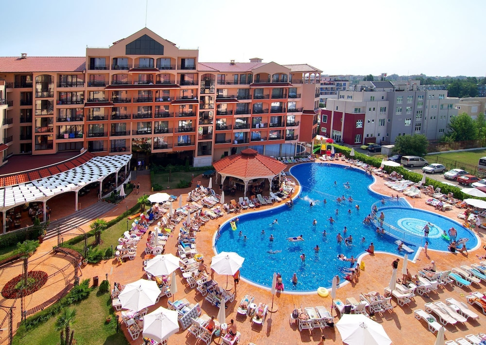 Apart Hotel & SPA Diamant Residence - All Inclusive