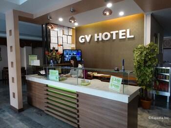Gv Hotel Davao Reception