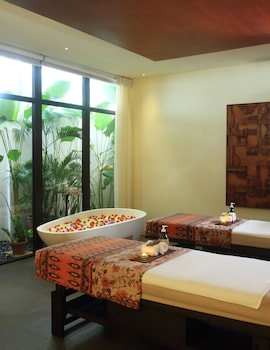 Kandaya Resort Cebu Treatment Room