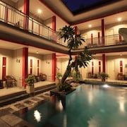 庫塔拉巴斯塔統治者海灘旅館