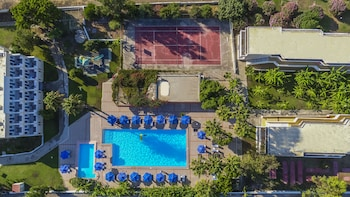 Sunset Hotel - Aerial View  - #0