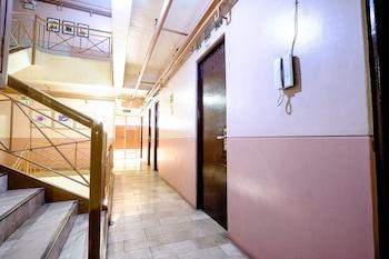 GV Hotel Pagadian Staircase