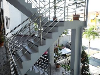 Centrium Condominium Hotel Pampanga Staircase