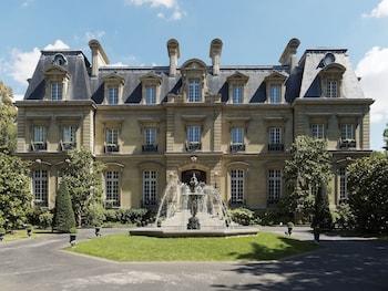 tarifs reservation hotels Saint James Paris - Relais & Chateaux