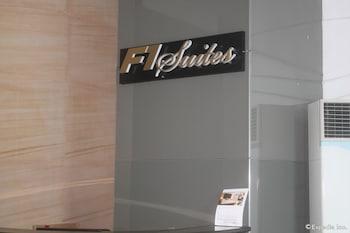 F1 Suites At Fort Palm Spring Taguig Exterior detail