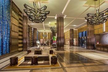 Crown Towers Manila Lobby