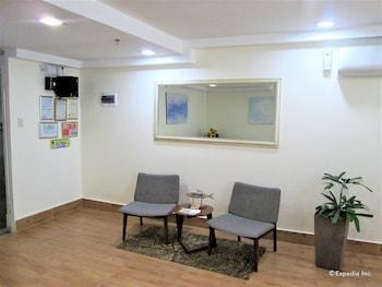 Primavera Residences Cagayan Lobby Sitting Area