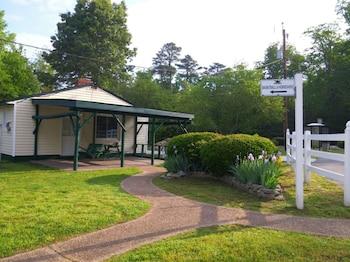 Anvil Campground in Williamsburg, Virginia