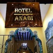 安娜比飯店