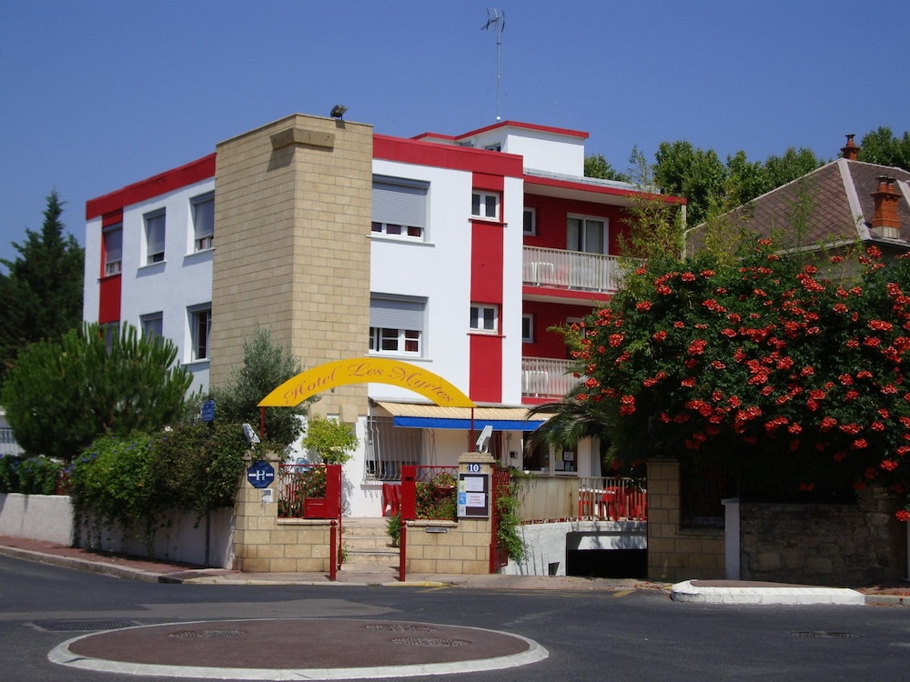 Hôtel Les Myrtes