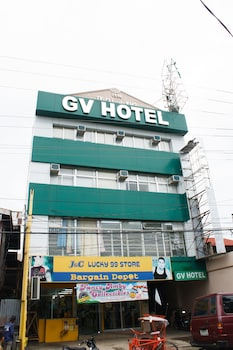 Gv Hotel Naval Hotel Front