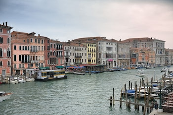 Photo for Venice Grand Canal Terrace in Venice