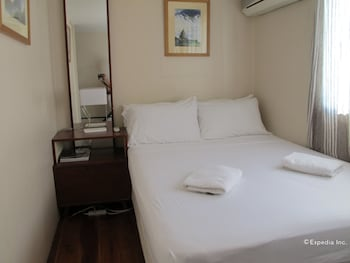Ethos Bloc Serviced Apartments Cebu Guestroom