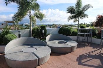 Ferra Hotel Boracay Terrace/Patio