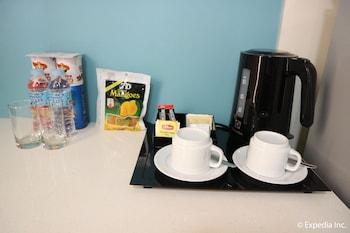 Ferra Hotel Boracay In-Room Coffee