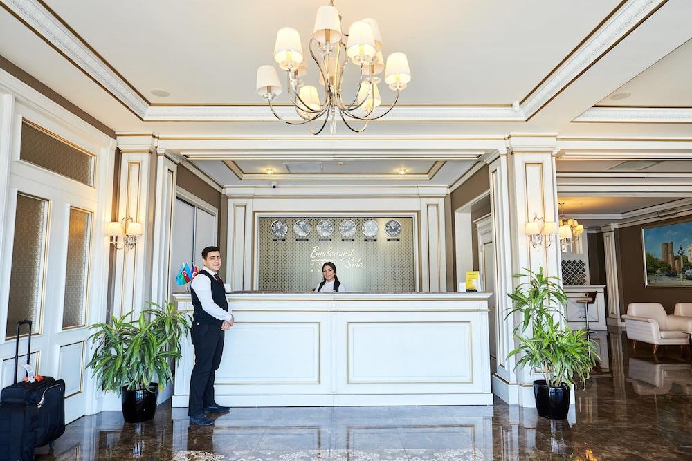 Boulevard Side Hotel