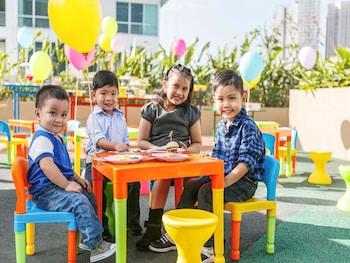 Novotel Hotel Araneta Center Childrens Activities