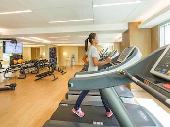 Novotel Hotel Araneta Center Fitness Facility