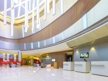 Novotel Hotel Araneta Center Hotel Front