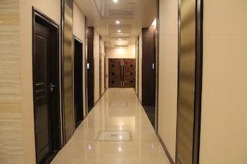 Savannah Resort Hotel Pampanga Hallway