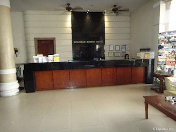 Savannah Resort Hotel Pampanga Reception