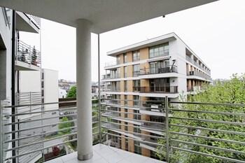 Wawel Luxury Apartments by Amstra - Balcony  - #0