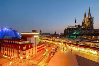 Günnewig Kommerz Hotel by Centro - Hotel Front - Evening/Night  - #0