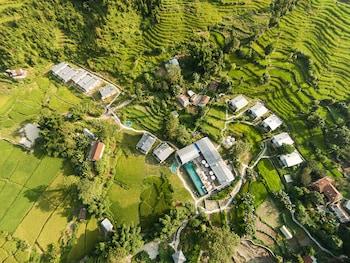 Pavilions Himalayas - Aerial View  - #0
