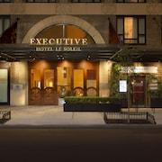 紐約太陽行政飯店