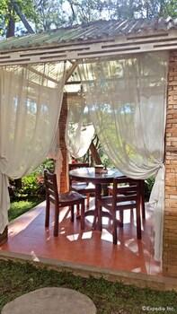 La Casa Bianca Baguio Outdoor Dining