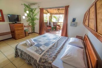 Bamboo Bungalows Boracay Guestroom