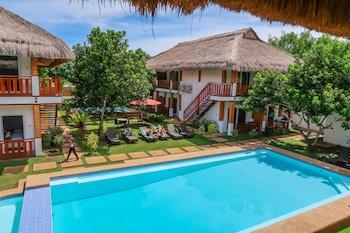 Scent Of Green Papaya Resort Bohol Balcony
