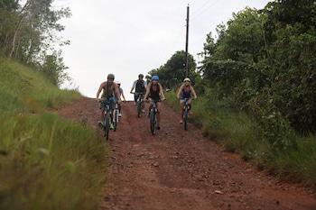 Blue Palawan Beach Club Bicycling