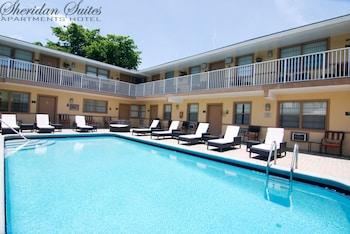Sheridan Suites Apartments Hotel in Dania Beach, Florida