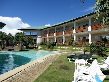 Harmony Hotel Bohol Outdoor Pool
