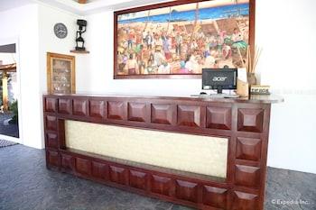 Vida Homes Condo Resort Dumaguete Reception