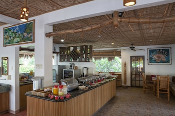 Vida Homes Condo Resort Dumaguete Breakfast Area