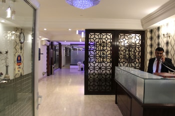 Hotel Comfort Zone Greater Kailash - Reception  - #0