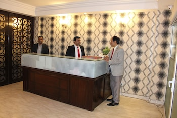 Hotel Comfort Zone Greater Kailash