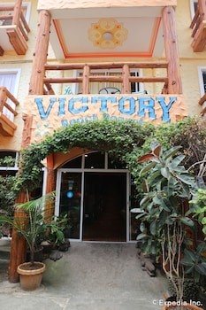 Victory Beach Resort Boracay Hotel Entrance
