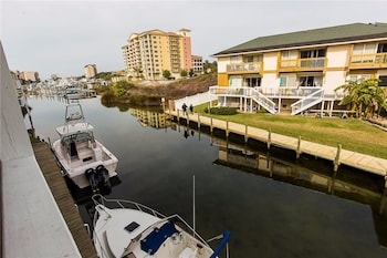 Sandpiper Cove Canal by Holiday Isle