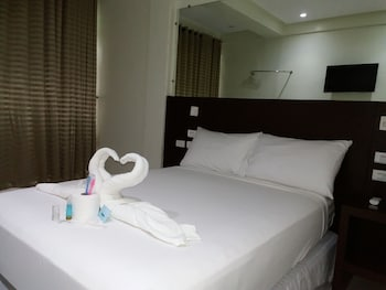 Budget Room Boracay Island Hostel Guestroom