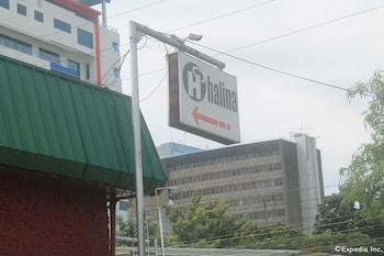 Halina Drive Inn Hotel Pasay Exterior detail